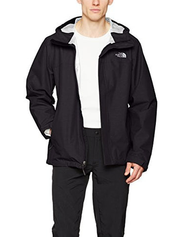 The North Face Venture 2 Jacket Mens (Large, TNF Black/TNF Black)