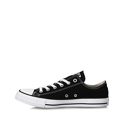 Converse Unisex Chuck Taylor All Star Oxfords Black 8 D(M) US