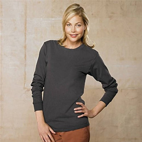 Hanes TAGLESS® Long-Sleeve T-Shirt