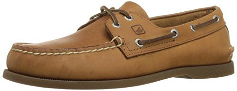 Sperry Top-Sider Men's A/O 2 Eye Boat Shoe,Sahara,10.5 M US