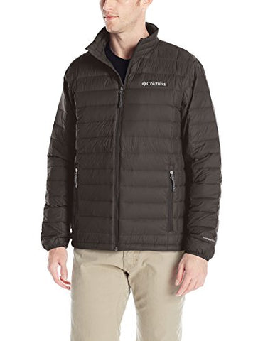 Columbia Men's Voodoo Falls 590 Turbodown Jacket, X-Large, Buffalo
