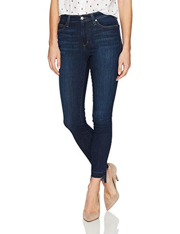 Joe's Jeans Women's Charlie High Rise Skinny Ankle with Step up Hem Jean, Nurie, 31
