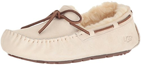 UGG Women's Dakota Moccasin, Canvas, 8 B US