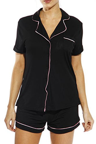 Christian Siriano New York Shorts Set for Women CS601098-BLK