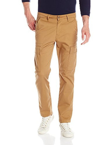 Levi's Men's 541 Athletic Fit Cargo Pant, Caraway/Stretch Twill, 32Wx32L