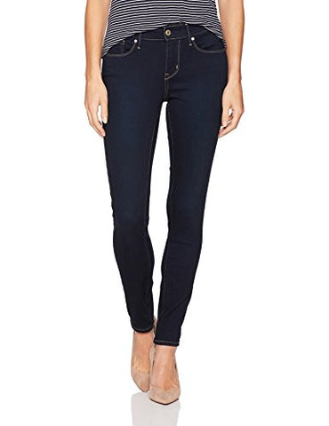 Signature by Levi Strauss & Co. Gold Label Women's Modern Skinny Jeans, Mascara, 8 Medium