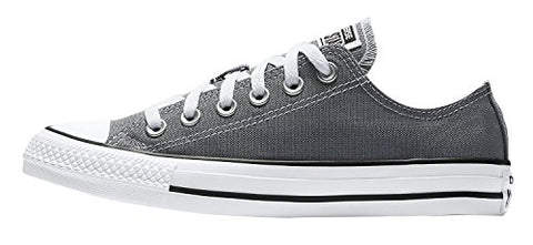 Converse Chuck Taylor All Star Seasonal Ox Low Top Sneaker Cool Grey (7 D(M) US)