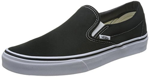 Vans Classic Slip-On (Black) 6.5