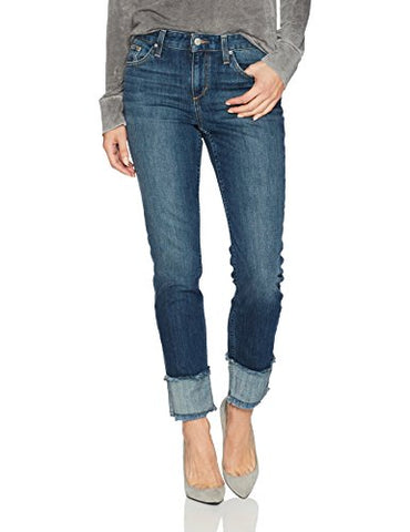 Joe's Jeans Women's Smith Midrise Straight Ankle Jean, Lark, 28
