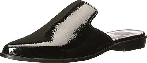 Dolce Vita Women's Holli Mule, Black Patent Stella, 10 Medium US