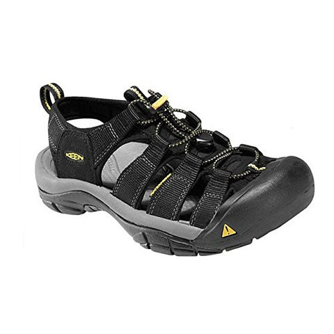 Keen Newport H2 Men Sandal,Water Shoe -Black,10.5