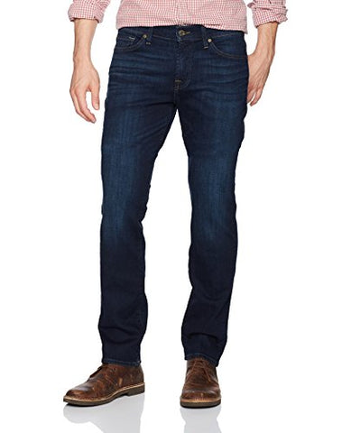 7 For All Mankind Men's Austyn Fit Jean, After Hours, 30