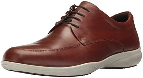 ECCO Men's Grenoble Oxford, Cognac, 43 EU / 9-9.5 US