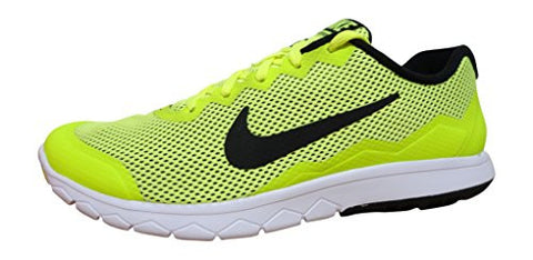 Nike Flex Experience RN 4 Mens Running Trainers 749172 Sneakers Shoes (US 9, volt black white 700)