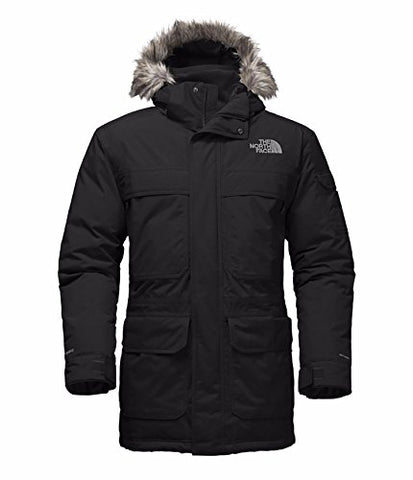 The North Face mens MCMURDO PARKA III NF0A33RFJK3_S - TNF BLACK
