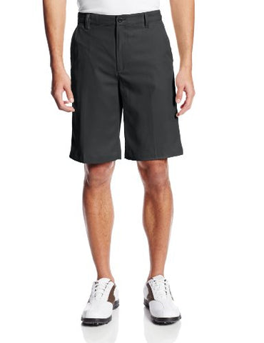 IZOD Men's Classic Fit Golf Short, Caviar, 42W