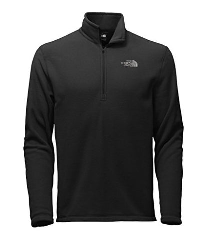 The North Face TKA Glacier 1/4 Zip - TNF Black - L
