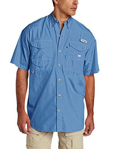 Columbia Men's Bonehead Short Sleeve Shirt, Skyler, X-Large