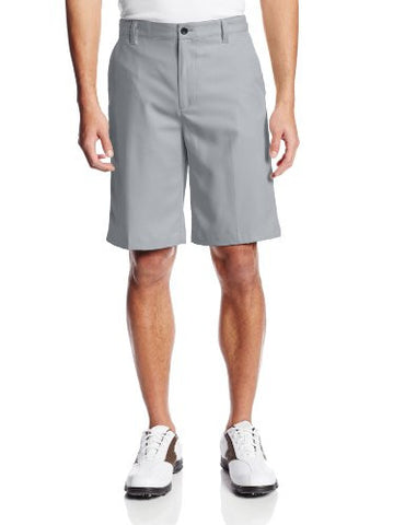 IZOD Men's Classic Fit Golf Short, Nickel, 33W