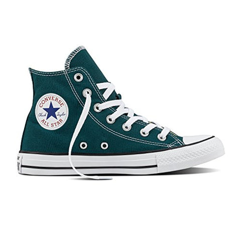 Converse - Adult Chuck Taylor All Star Hi Top Shoes, Size: 6.5 D(M) US Mens / 8.5 B(M) US Womens, Color: Dark Atomic Teal