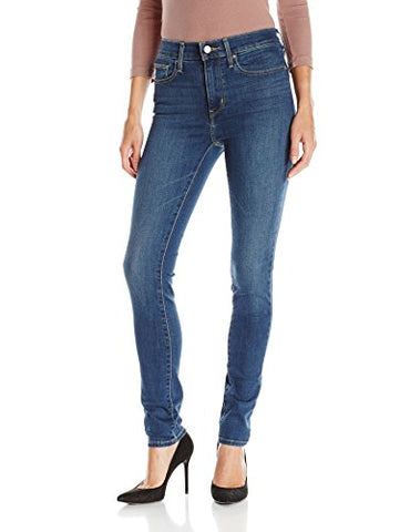 Levi's Women's Slimming Skinny Jean, Forest Lodge (89% Cotton, 9% Polyester, 2% Elastane), 28Wx30L