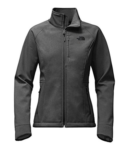 The North Face Women's Apex Bionic 2 Jacket - TNF Dark Grey Heather - L