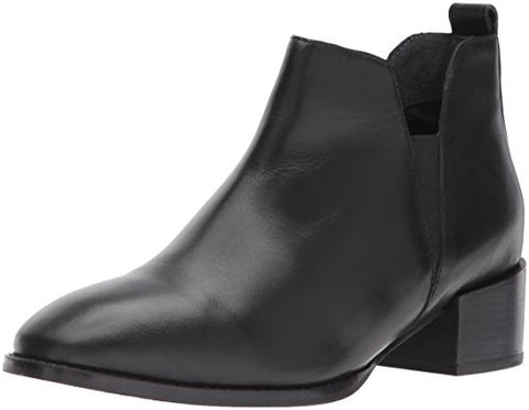Seychelles Women's Offstage Ankle Boot, Black, 7 M US