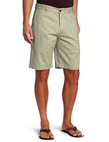 Dockers Men's Classic-Fit Perfect-Short - 36W - Sand Dune (Cotton)