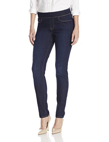 Levi's Women's Perfectly Slimming Pull-On Skinny, Odyssey, 32/14 Medium