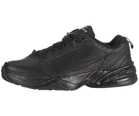 Nike Mens Air Monarch Iv Running Shoes, Black, 10 M Us