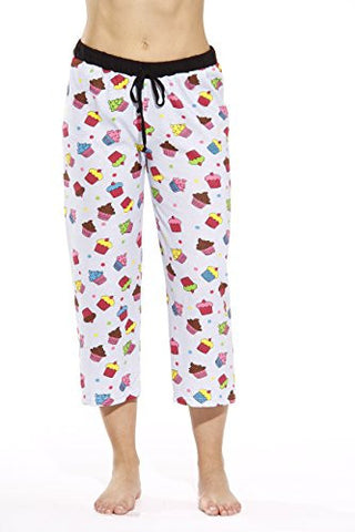 6331-10008-L Just Love Women Pajama Capri Pants / Sleepwear