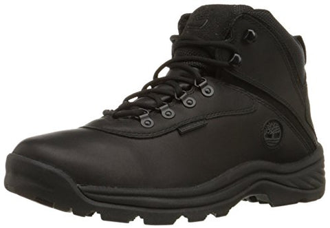 Timberland Men's White Ledge Mid Waterproof Ankle Boot,Black,13 M US