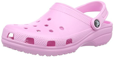 Crocs 10001 Classic - 6I2 Carnation (Pink) Womens Clogs M9/W10 UK