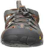 KEEN Men's Clear Water CNX - M Sandal,Raven/Tortoise Shell,10.5 M US