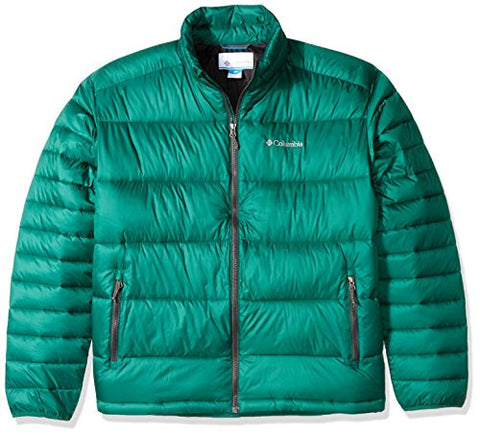 Columbia Men's Big & Tall Frost Fighter Jacket, Wildwood Green, 3X/Tall