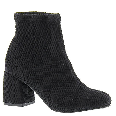 Seychelles Women's Ad Lib Ankle Boot, Black, 9 M US