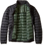 Tommy Hilfiger Men's Packable Down Jacket, Black, Medium