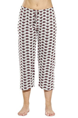 6331-10025-2X Just Love Women Pajama Capri Pants / Sleepwear