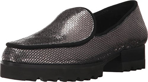 Donald J Pliner Women's Elen Loafer, Carbon, 7 M US