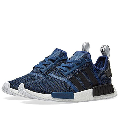 Adidas NMD_R1 Men's Shoes Mystery Blue/Core Black/Collegiate Navy by2775 (8.5 D(M) US)