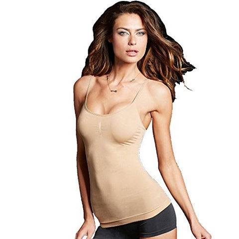 Maidenform 12584 Seamless Camisole - Latte Lift - M