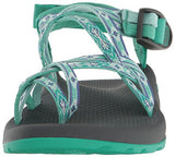 Chaco Women's ZX2 Classic Athletic Sandal, Marina Mint, 8 M US