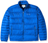 Columbia Men's Big & Tall Frost Fighter Jacket, Super Blue, 4X