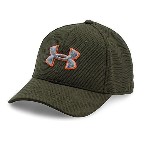 Under Armour UA Blitzing II Stretch Fit L/XL Rifle Green