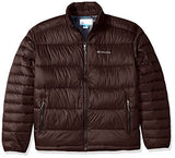 Columbia Men's Big & Tall Frost Fighter Jacket, New Cinder, 2X/Tall
