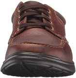 Clarks Men's Cotrell Edge Oxford, Tobacco Oily, 8 M US