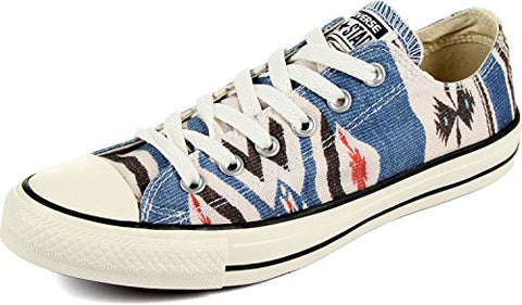 Converse All Star Chuck Taylor OX 144686F Unisex Adult's Fashion Sneakers Casual Shoes Natural 4.5 D(M) US Men / 6.5 B(M) US Women