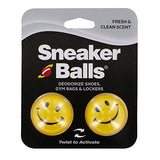 Sof Sole Sneaker Balls Shoe Deodorizers, Happy Feet, 2 Pack