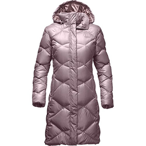 The North Face Women's Miss Metro Parka,Quail Grey,US L
