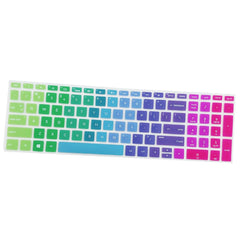Hight Quality Notebook Keyboard Stickers Skin Cover Keycaps For Hp 15.6''Bf Laptop Soft Silicone
